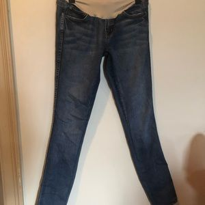Buffalo full belly band Maternity jeans